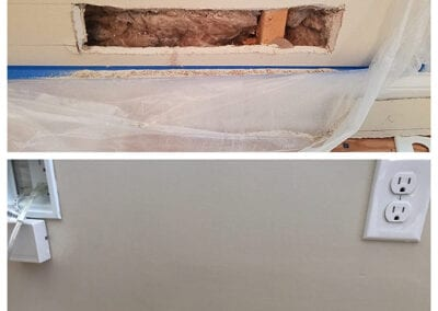 Carrie's Creations Interior Painters | Charlotte, NC | Gastonia North Carolina wall repair and paint