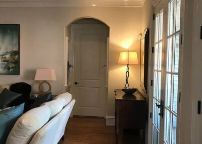 Carrie's Creations Interior Painters | Charlotte, NC | Painted Room